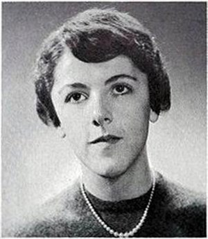 Ann Dunham - Image: Stanley Ann Dunham 1960 Mercer Island High School yearbook