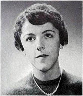 Ann Dunham - Image: Stanley Ann Dunham 1960 Mercer Island High School yearbook