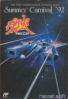 <i>Recca</i> 1992 video game