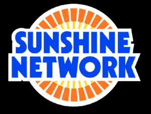 Fox Sports Sun - Original logo as Sunshine Network, used from 1988 to 2002.