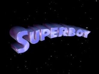 Superboy (TV series) - Image: Superboy (TV series)