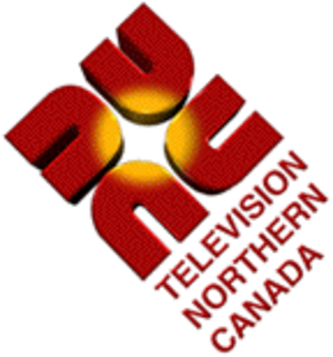 Aboriginal Peoples Television Network - Logo while under the name Television Northern Canada (TVNC)