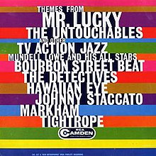 Themes from Mr. Lucky, The Untouchables and Other TV Action Jazz