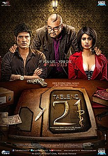 Table No.21 (2013)  SL MZP -  Tena Desae, Rajeev Khandelwal, Paresh Rawal