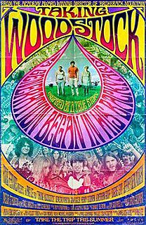 <i>Taking Woodstock</i> 2009 American comedy-drama film directed by Ang Lee