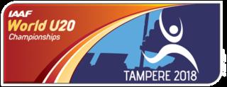 2018 IAAF World U20 Championships