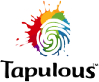 Tapulous - Image: Tapulous logo