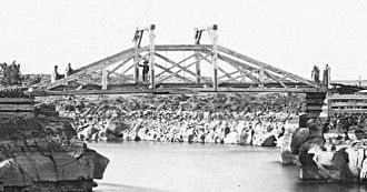 Taylor's Bridge circa 1870