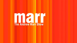The Andrew Marr Show - Image: The Andrew Marr Show titles