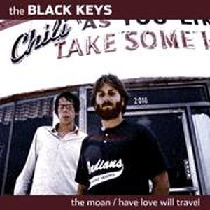The Moan - Image: The Black Keys The Moan (Alternate Cover)