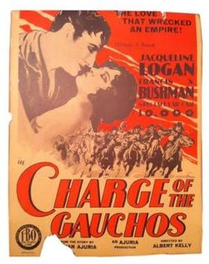 The Charge of the Gauchos - Image: The Charge of the Gauchos