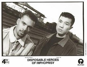 The Disposable Heroes of Hiphoprisy - Michael Franti and Rono Tse