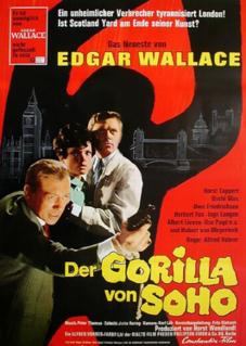 <i>The Gorilla of Soho</i> 1968 film