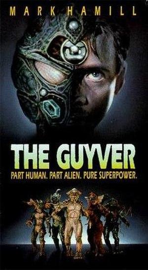 The Guyver - Film poster