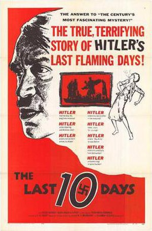 The Last Ten Days - Film poster