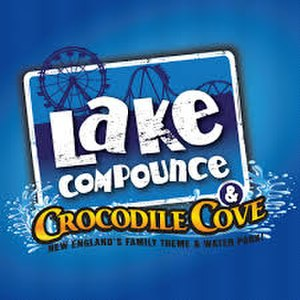 Lake Compounce - Image: The Modern Lake Compounce logo, Nov 2017