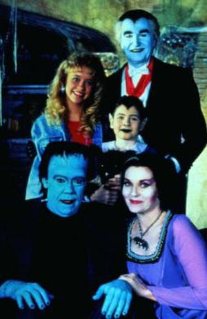 "The Munsters Today - The cast of ""The Munsters Today."""