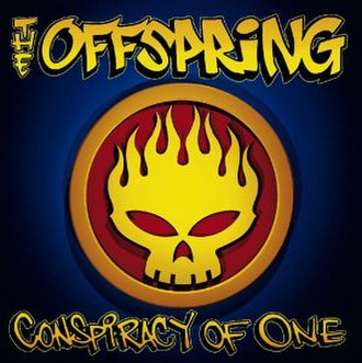 Conspiracy of One - Image: The Offspring Conspiracy of One