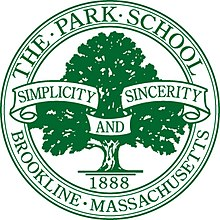 The Park School logo