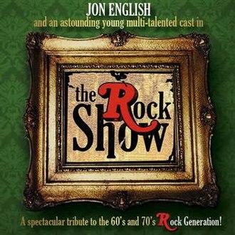 The Rock Show (Jon English album) - Image: The Rock Show by Jon English