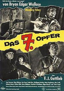 <i>The Seventh Victim</i> (1964 film) 1964 film