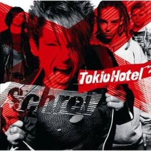 Schrei - Image: Tokio Hotel Schrei album