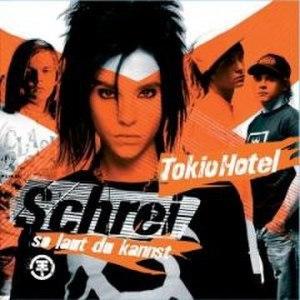 Schrei - Image: Tokio Hotel Schrei so laut du kannst album