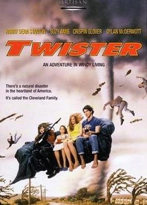Twister (1989 film) - Image: Twister 1989 film