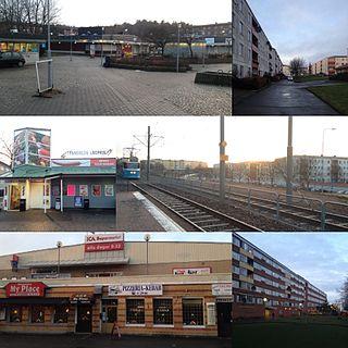 Place in Västergötland, Sweden