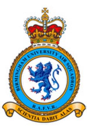 University of Birmingham Air Squadron