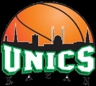 BC UNICS professional basketball club in Kazan, Russia