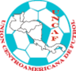 Central American Football Union - Older logo