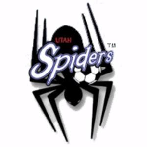 Utah Starzz (WPSL) - Image: Utah Spiders (soccer emblem 1999 2009)