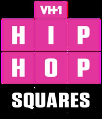 Hip Hop Squares - Image: VH1 Hip Hop Squares Logo