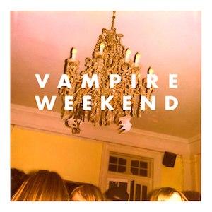 Vampire Weekend (album) - Image: Vampire Weekend CD2
