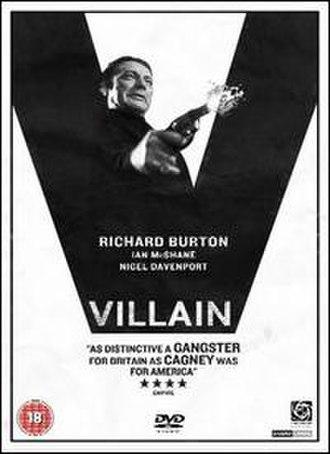 Villain (1971 film) - Meet Vic Dakin. Then wish you hadn't.