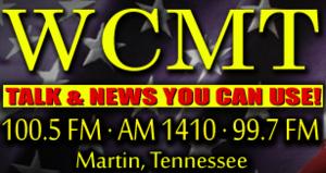 WCMT (AM) - Image: WCMT 100.5 1410 99.7 logo
