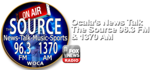 WOCA - Image: WOCA The Source 96.3 1370 logo