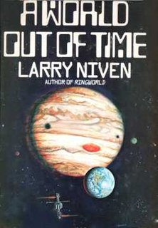 <i>A World Out of Time</i> novel by Larry Niven