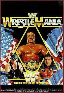 <i>WWF WrestleMania</i> (1991 video game) 1991 video game