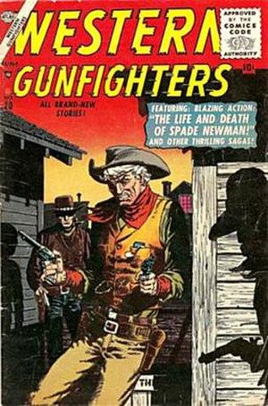 Western Gunfighters - Image: Western Gunfighters v 1n 20