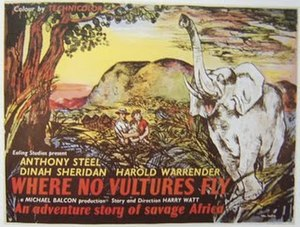 Where No Vultures Fly - Movie poster