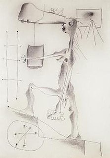 <i>Naked Woman Climbing a Staircase</i>