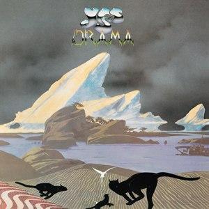 Drama (Yes album) - Image: Yes Drama