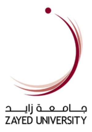 Zayed University - Image: Zayed University (logo)