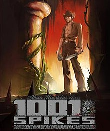 1001 Spikes Videogame Cover.jpg