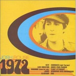 1972 (album) - Image: 1972 (Josh Rouse album cover art)