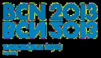 2013 World Aquatics Championships - Image: 2013 World Aquatics Championships logo