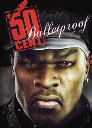 50 Cent: Bulletproof - Image: 50 Cent Bulletproof