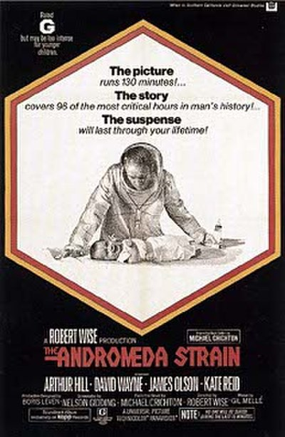 Picture of a movie: The Andromeda Strain